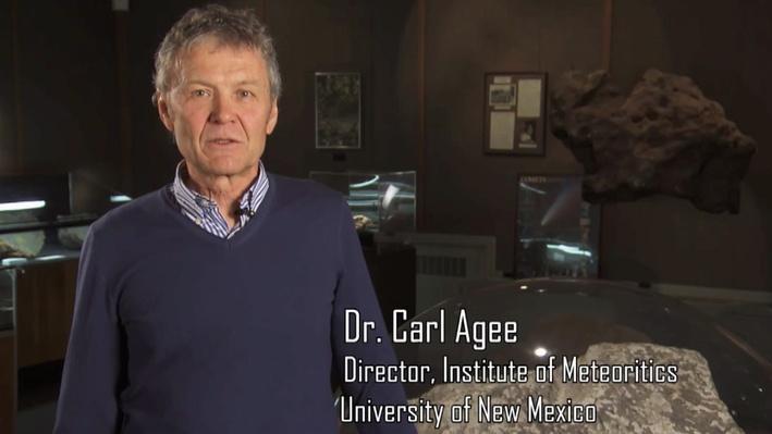 Dr. Carl Agee