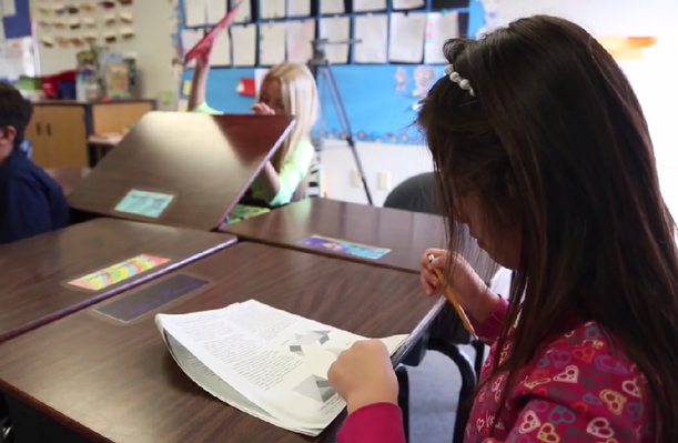 How One Elementary School Recovered From a Shooting - Video