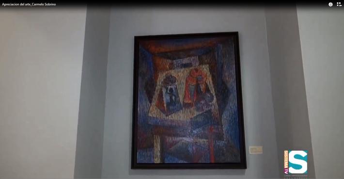 Si a la Cultura - Apreciación del arte: Carmelo Sobrino