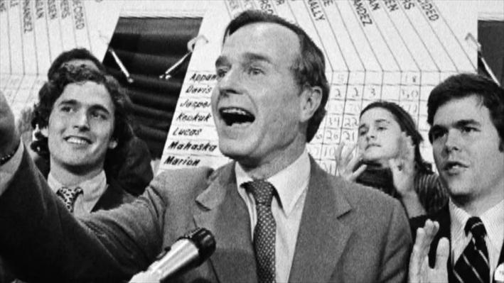 Iowa Caucus History: George Bush Beats Expectations in 1980