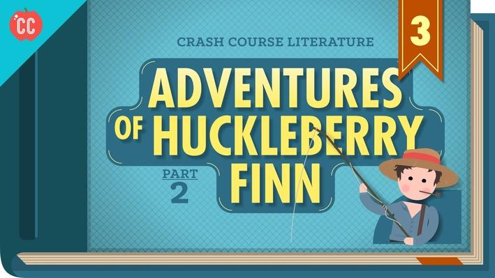 The Raft, the River, and the Weird Ending of Huckleberry Finn | Crash Course Literature