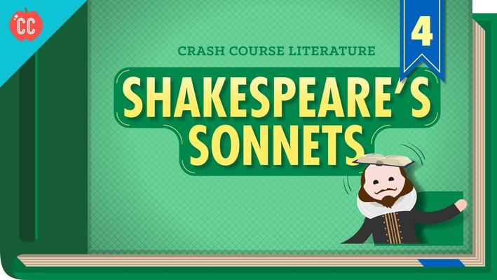 Shakespeare's Sonnets | Crash Course Literature