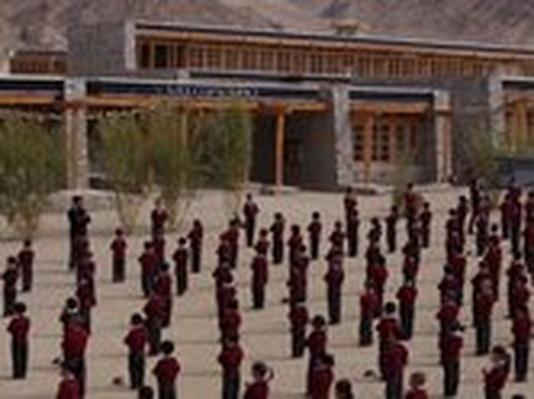 The Druk White Lotus School: Ladakh