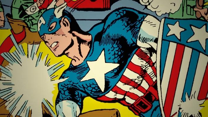 Superheroes: A Never-Ending Battle: Truth, Justice, and The American Way | Chapter 4: World War II Superheroes: Superman and Captain America