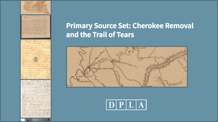Cherokee Removal and the Trail of Tears