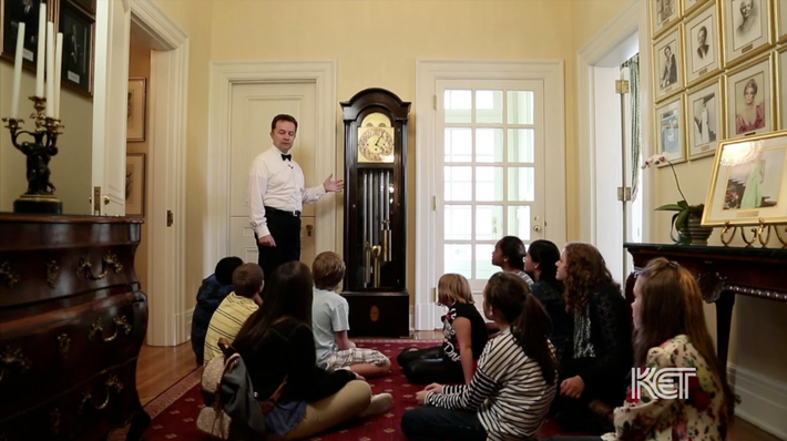 Kentucky's Governor's Mansion: A Collection of Classroom Segments