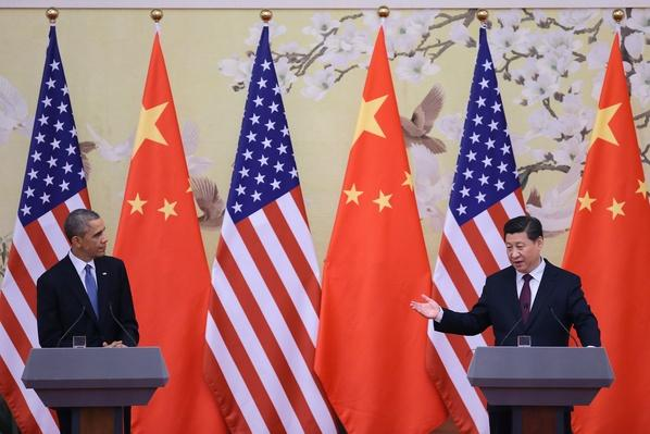 China and U S Pledge Action on Climate Change - Video
