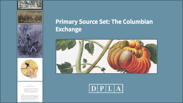 Teaching Guide: Exploring the Columbian Exchange