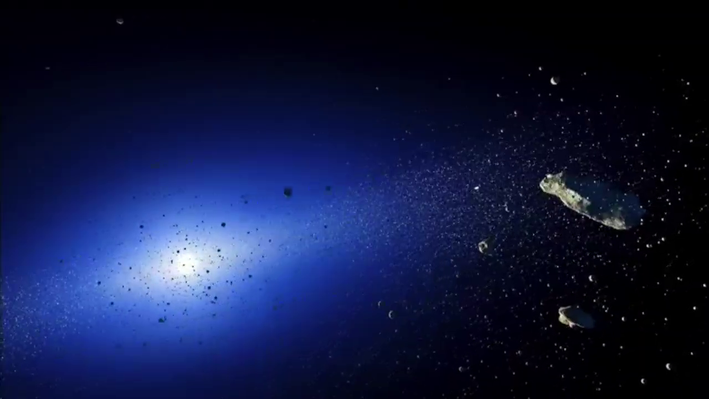 The Start of our Solar System | Comet Encounter