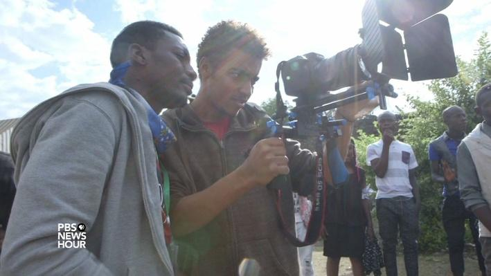In Congo, Filmmaking Allows Young People to Dream – Video