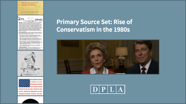 Rise of Conservatism in the 1980s