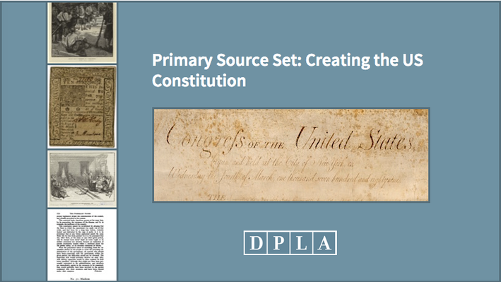 Creating the US Constitution