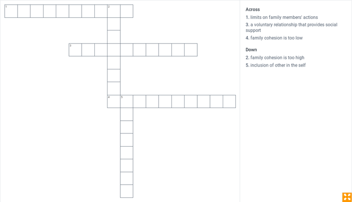 Ch 10 Crossword