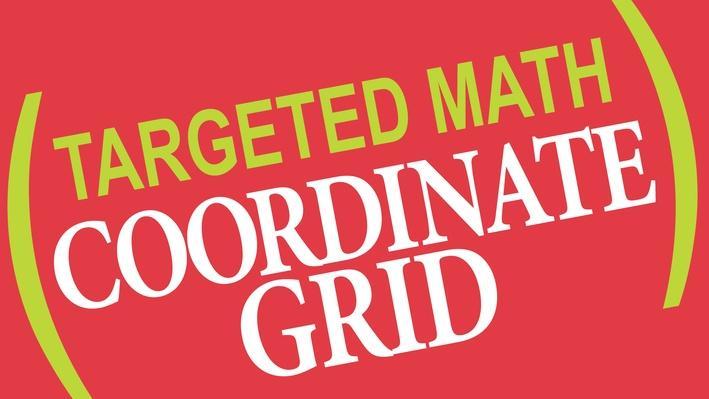 Targeted Math | Coordinate Grid