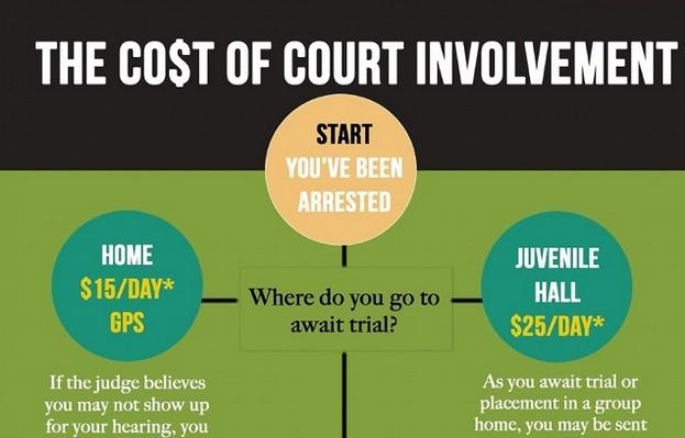 Double Charged: The Cost Of Court Involvement