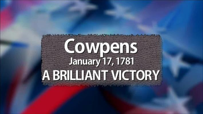 Cowpens: A Brilliant Victory | The Southern Campaign
