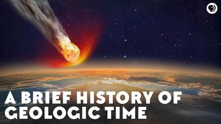 A Brief History of Geologic Time | Eons