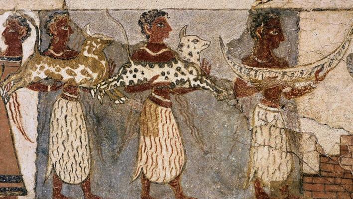 The Minoan Legacy | The Greeks