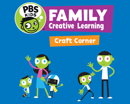 Craft Corner - Family Creative Learning | RTL 2015-2020