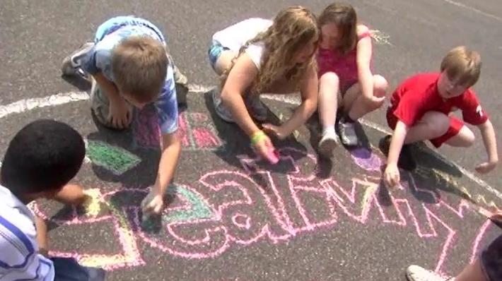 Crayola | Champion Creatively Alive Children: Creativity Module