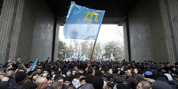 An Already Stressed Political Situation in Ukraine Intensifies