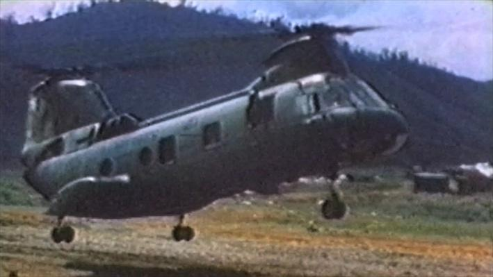 U.S. Veteran Describes Experiences as a Helicopter Pilot in the Vietnam War