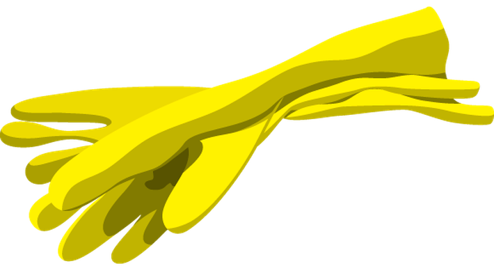 Rubber Gloves | Clipart