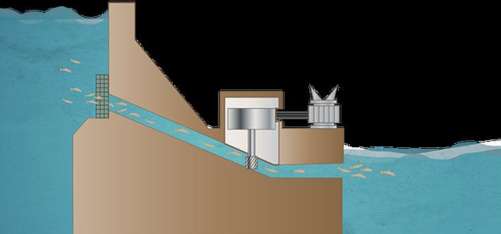 How Hydropower Dams Work