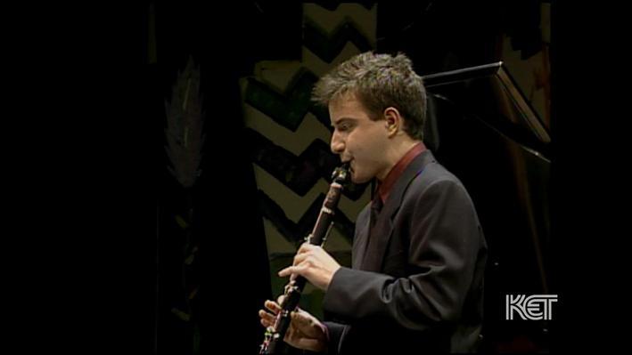 Profile: Daniel Goldman, Clarinet