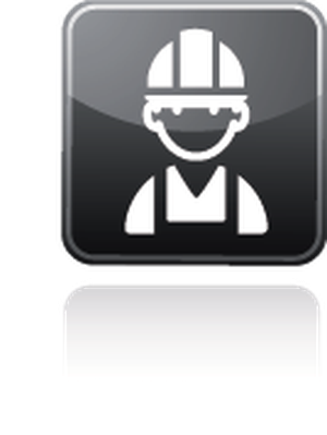 Professions - Construction Worker | Clipart