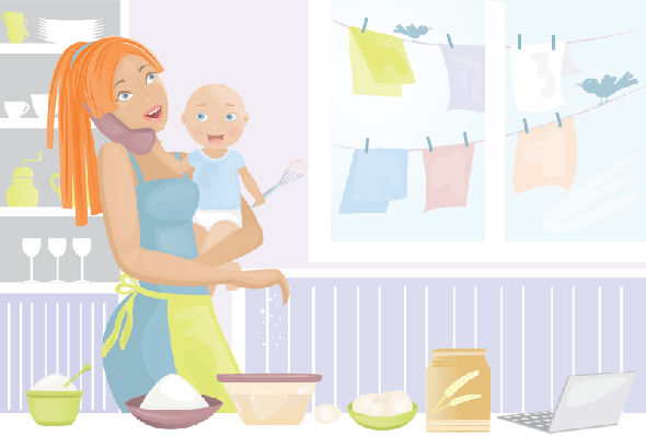 Mother | Clipart
