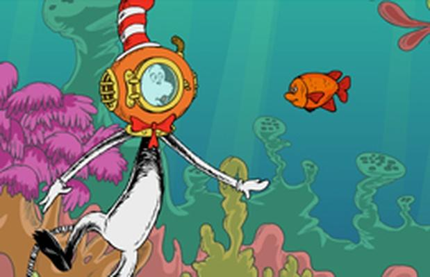 Deep Sea Follow Me - The Cat in the Hat | PBS KIDS Lab