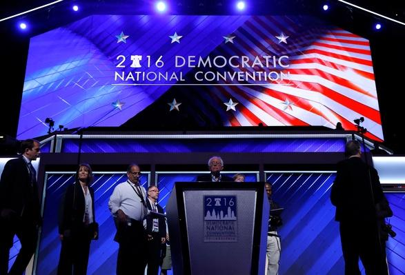 Calls for Unity Are Met With Protest at Democratic National Convention | PBS NewsHour