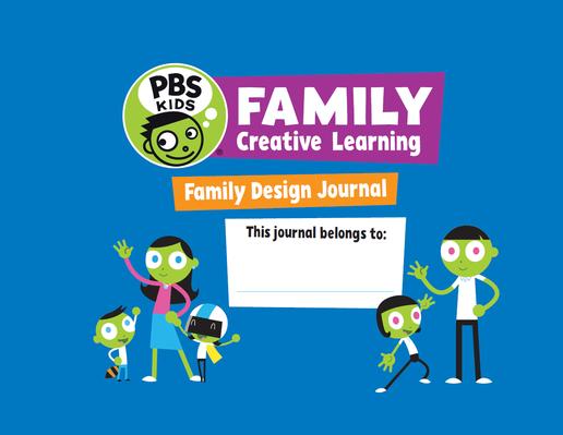Family Design Journal - Family Creative Learning | RTL 2015-2020