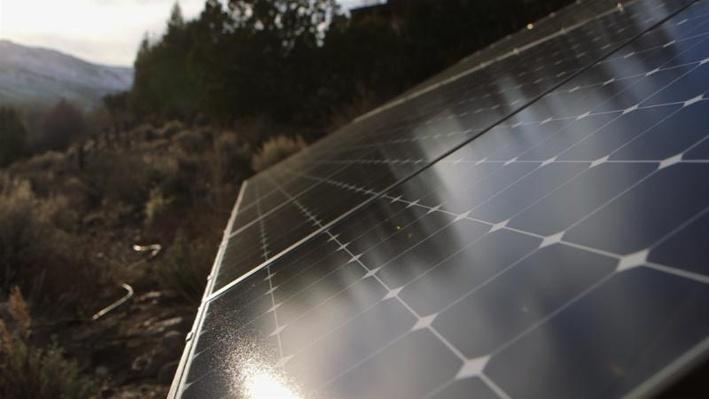 Solar Energy Debate in Nevada Heats Up   PBS NewsHour