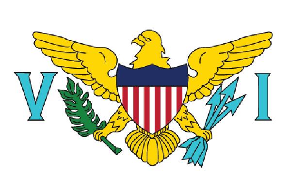 US Virgin Islands Flag | Clipart