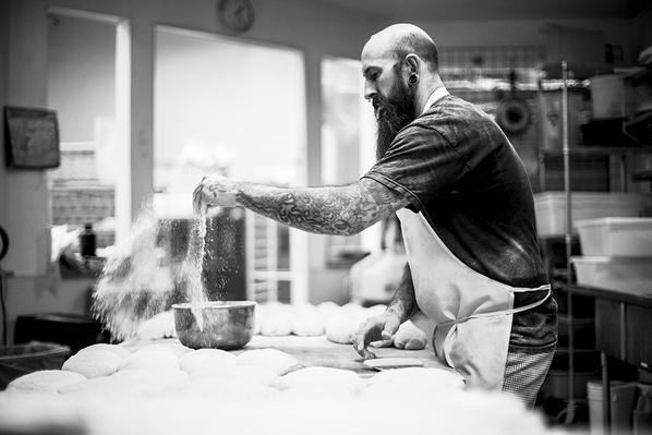 Matt Kreutz at Firebrand Artisan Breads   Global Oneness Project