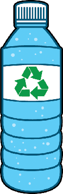 Recyclable Plastic | Clipart