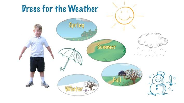 Dress for the Weather | Everyday Learning