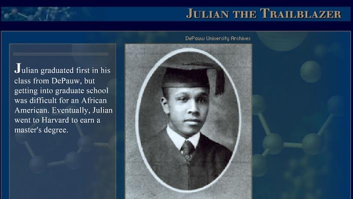 Julian the Trailblazer | Percy Julian