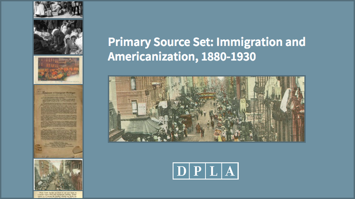 Immigration and Americanization, 1880-1930