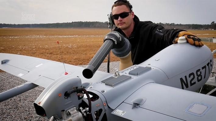 Hot Shots & Hot Jobs: Unmanned Aerial Vehicles Go Soaring for a Bird's Eye View