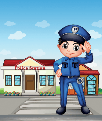 Police Officer | Clipart