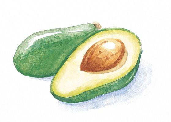 Avocado with Pit | Health and Nutrition