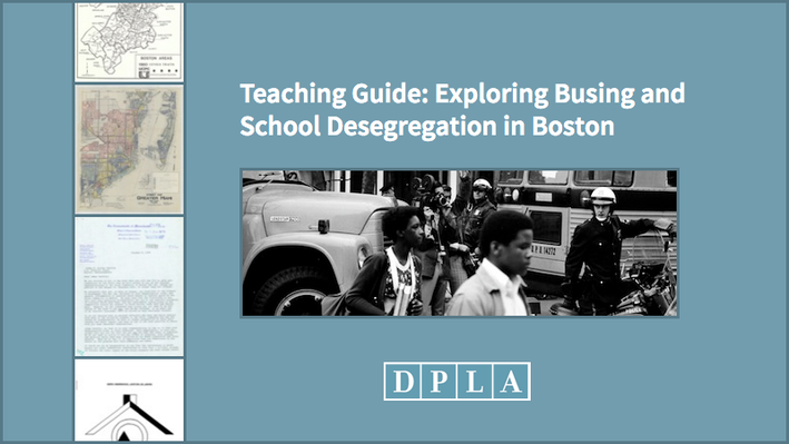 Teaching Guide: Exploring Busing and School Desegregation in Boston