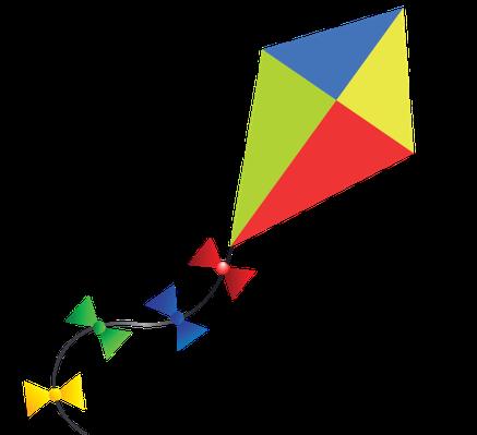 Kite - 3 | Clipart
