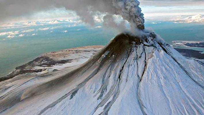 Explore Alaska's Volcanoes