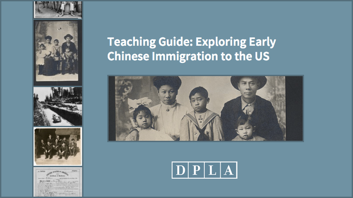 Teaching Guide: Exploring Early Chinese Immigration to the US