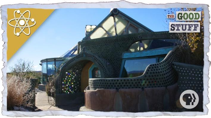 Earthships: Living Off The Grid | The Good Stuff