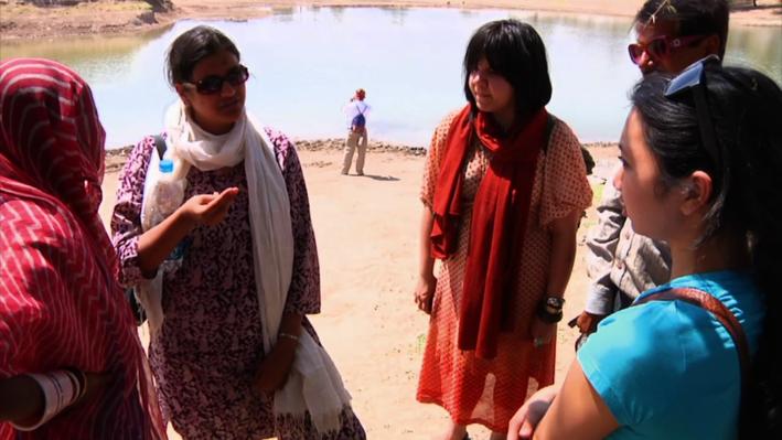 Water Pressures |  East-West Conflict